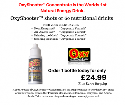 oxyshooter shop