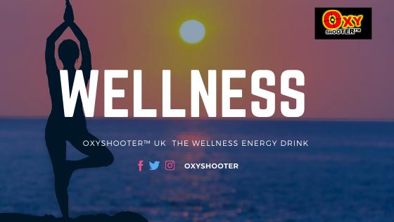 Oxyshooter - The wellness energy drink