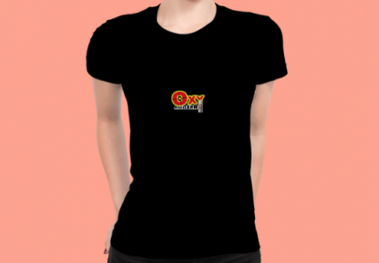 oxyshooter t shirt womans